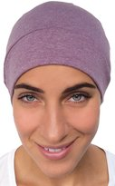 Uptown Girl Headwear Soft Comfy Sleep and Chemo Cap, Hat Liner