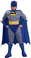 Justice Batman Brave& Bold Muscle Costume - Kids