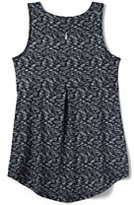 Classic Women's Active Pleated Tank Top-Volt Blue