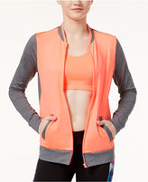 Energie Active Juniors' Bianca Zip-Front Bomber Jacket