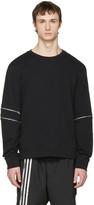 Tim Coppens Black Core Zipper Pullover
