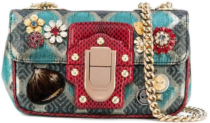 Dolce & Gabbana mini Lucia shoulder bag