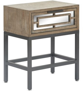 Tommy Hilfiger Hayworth End Table with Storage
