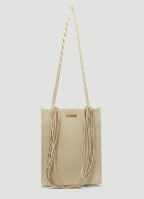 Jacquemus Le A4 Cord Detail Tote Bag