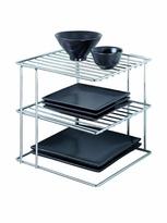 Organize It All Chrome Corner-Shelf