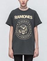 TOUR MERCH Ramones Distressed T-shirt