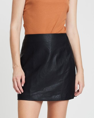 Atmos & Here Elora Mini Skirt