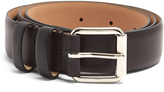A.P.C. Paris smooth-leather belt