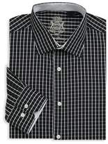 English Laundry Printed Cotton Dress Shirt
