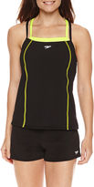 Speedo Double Strap Tankini Swimsuit Top