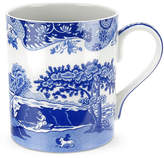 Spode Set of 4 Blue Italian Mugs
