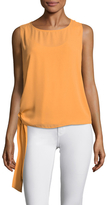 Rachel Roy Side Tie Sleeveless Top