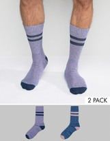 Asos Sports Style Socks 2 Pack