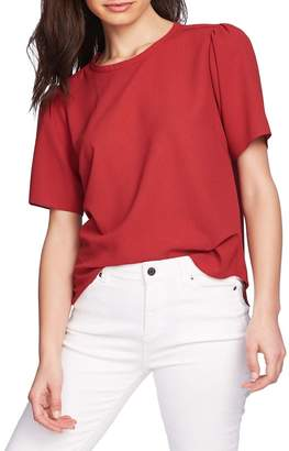 1 STATE 1.State Flounce Sleeve Blouse