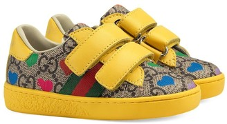 Gucci Kids Baby Ace GG sneakers