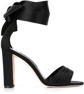 Manolo Blahnik Misam high heel sandals