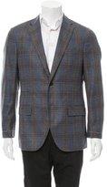 Luciano Barbera Two-Button Wool Blazer w/ Tags