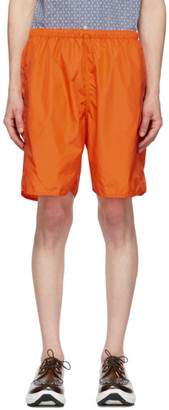 Beams Orange MIL Athletic Shorts