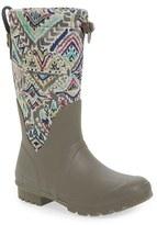 Sakroots Women's 'Mezzo' Waterproof Rain Boot