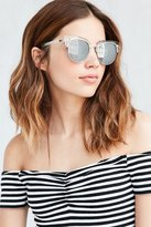 Quay Avalon Half-Frame Sunglasses