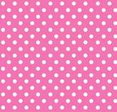 Graco SheetWorld Fitted Pack N Play Sheet - Primary Polka Dots Pink Woven - Made In USA - 27 inches x 39 inches (68.6 cm x 99.1 cm)