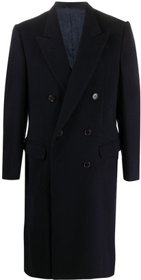 A.N.G.E.L.O. Vintage Cult 1990s Double-Breasted Mid-Calf Coat