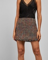 Ted Baker Boucle A-line Skirt
