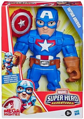 Marvel Mega MightiesSuper Hero Adventures Captain America