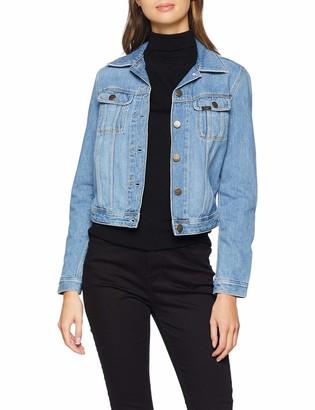 Lee Women's Rider Jacket Long Sleeve Denim Jacket
