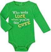 Babies 'R' Us Babies R Us Koala Kids Girls' St. Patrick's Day Bodysuit