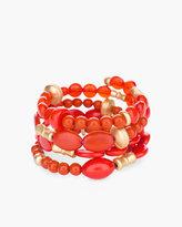 Chico's Farrah Coil Bracelet