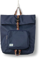 Toms Navy Solid StandUp Backpack