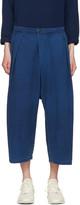 Blue Blue Japan Indigo Wide Trousers