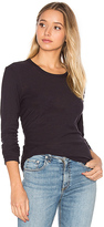 James Perse Long Sleeve Crew