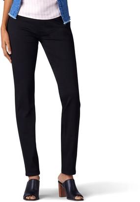 Lee Women's Sculpting Slim Pull-On Jeans