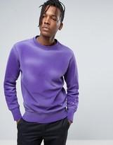 Champion Sweatshirt With Sleeve Logo