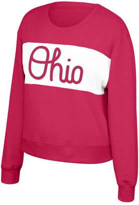 Top of the World Women Ohio State Buckeyes Superstar Crew Sweatshirt