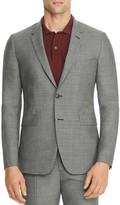 Paul Smith Grey Soho Slim Fit Suit Separate Sport Coat