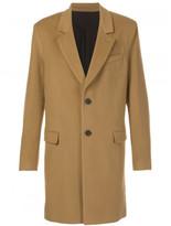 Ami Alexandre Mattiussi two-button overcoat