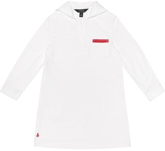 Polo Ralph Lauren Kids Cotton-twill dress