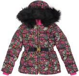 Juicy Couture Girls Bucharest Floral Puffer