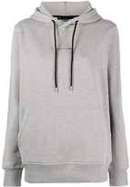 Alyx logo-print relaxed-fit hoodie