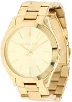 Michael Kors MK3179 - Slim Runway Watches