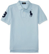 Polo Ralph Lauren Mesh Big Pony Polo (8-14 Years)