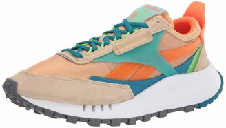 Reebok unisex-adult Classic Legacy Sneaker dynamic blue/horizon blue/instinct red 9 medium US