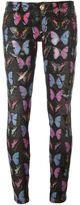 Philipp Plein 'Midnight Queen' skinny jeans - women - Cotton/Spandex/Elastane/Polyester - 27