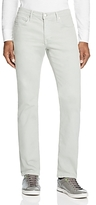 Joe's Jeans Brixton Kinetic Collection Slim Straight Fit Twill Jeans in Silver Linings