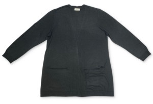 Style&Co. Style & Co Plus Size V-Neck Cardigan, Created for Macy's