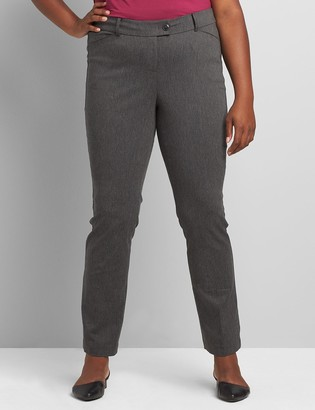 Lane Bryant Signature Fit Straight 4-Season Pant
