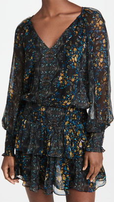 Ramy Brook Printed Logan Dress
